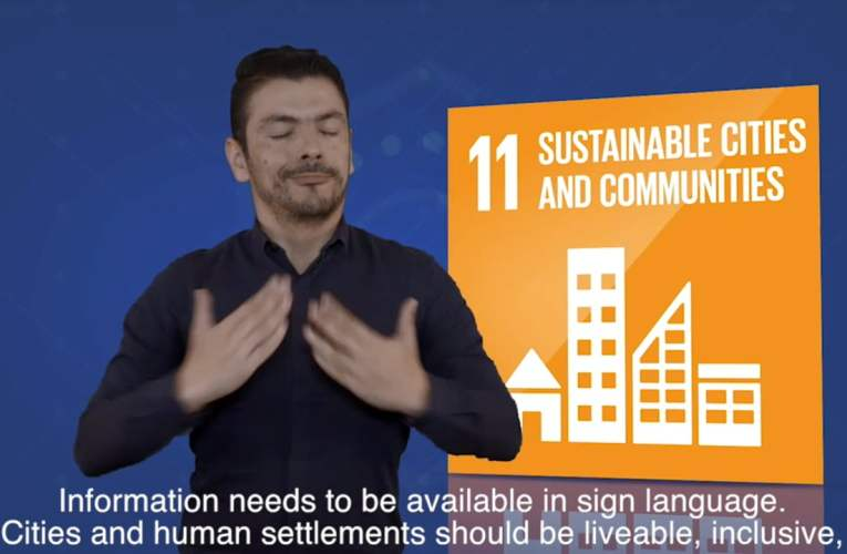 3. goals 11 – Sustainable cities and communities