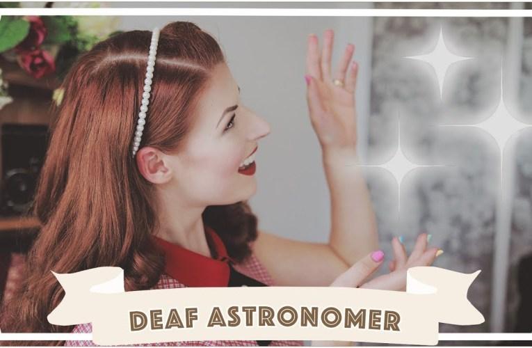The Deaf Founder of Modern Astronomy // Annie Jump Canon [CC]