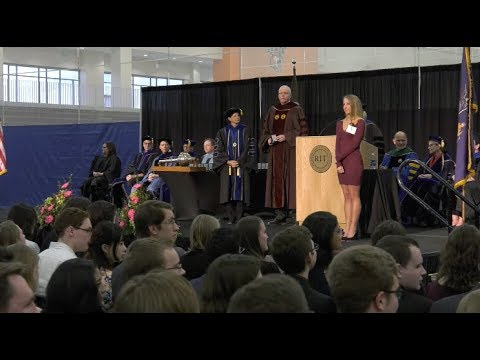 RIT Outstanding Undergraduate Scholar Awards 2018-19