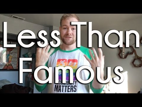 Less Than Famous Panel Audition 2018 | Rogan Shannon