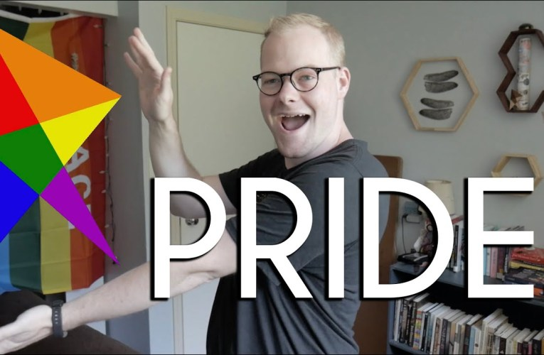 It's Pride Month!