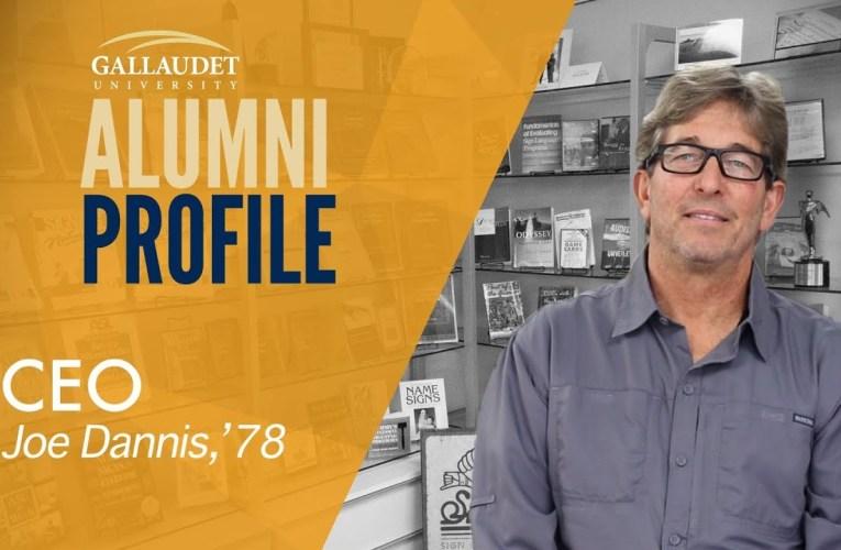 Alumni Profile, Joe Dannis, '78, Chief Executive Officer