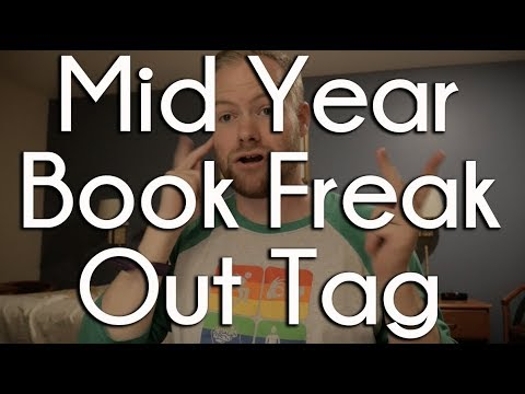 Mid Year Book Freak Out Tag | BookTube