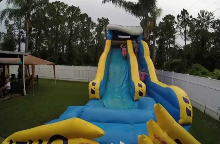Grace and Kacey Party – July 2014 with GoPro Hero3+ Camera