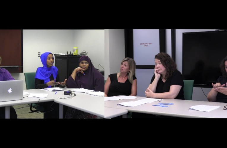 Mock IEP Meeting:  A Student with Special Needs