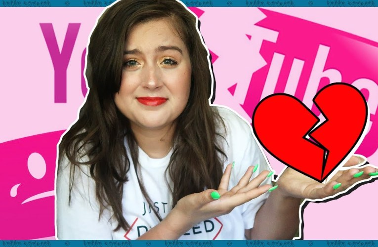 Why I Took A Break From YouTube (Get Ready With Me – New Colourpop Makeup) | Rikki Poynter