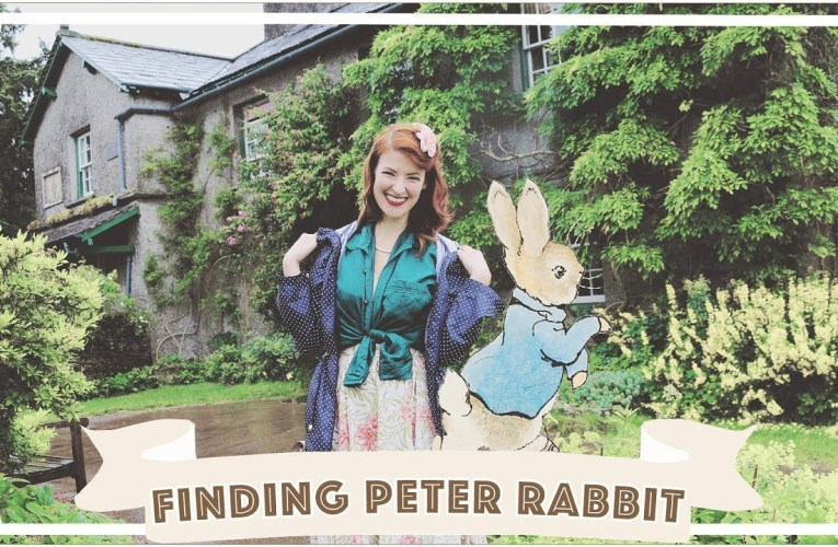Fangirling At Beatrix Potter's Hill Top Cottage