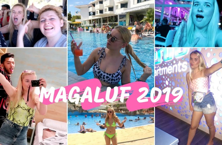 a CRAZY week in MAGALUF!