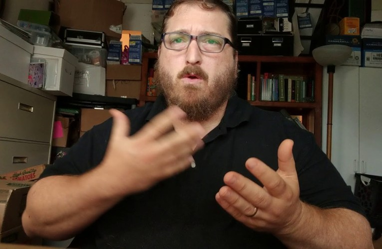 Grant Laird discusses about Deaf Celebration Expo 2018