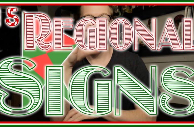 Christmas, Santa Claus, Snow, Cookie, Chocolate   Regional Signs/Vlogmas Day 15
