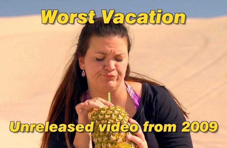 Worst Vacation