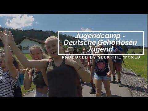 (Germany's YLC): Jugendcamp – Deutsche Gehörlosen Jugend