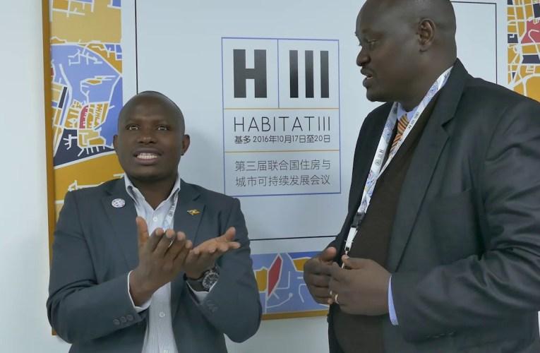 Ambrose Murangira I  Executive Director of Uganda National Association of the Deaf (UNAD).