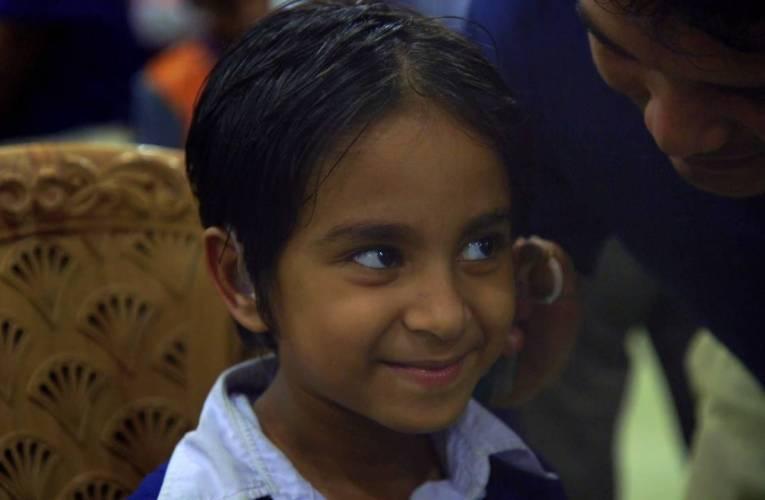 Jo Milne in Bangladesh