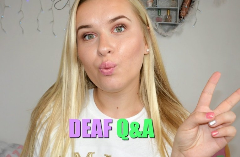 What You Really Want To Know About Deaf Life | #AskJazzy
