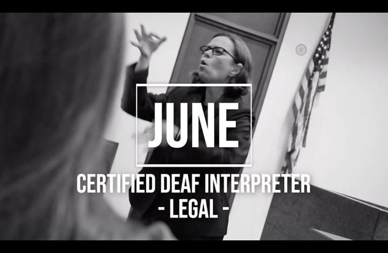 deaf@work: JUNE