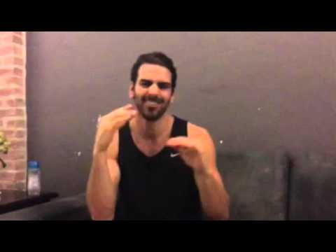 VLOG: DWTS Week 1 | Nyle DiMarco