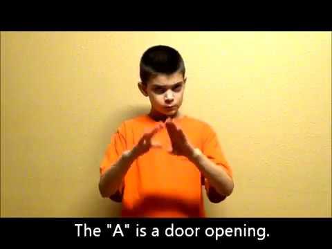 Spelling Fun in ASL