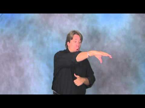 A quick overview of Baseball in ASL with Keith Wann