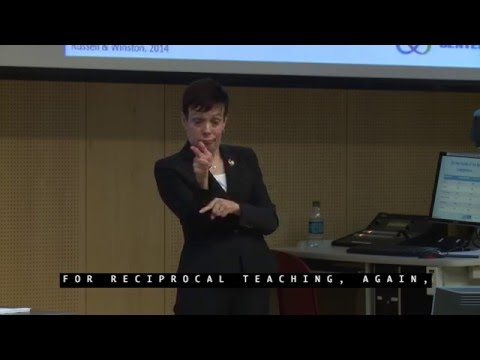 ASL Lecture Series:  Debra Russell 12/2/2015