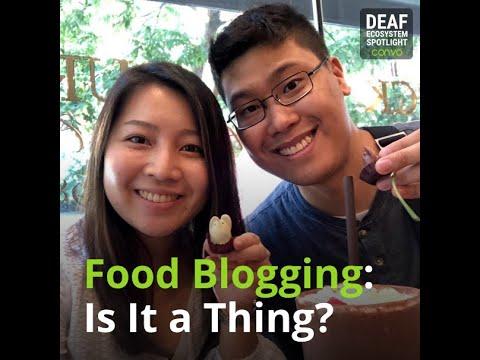 Deaf Ecosystem Spotlight – Foods In My Heart