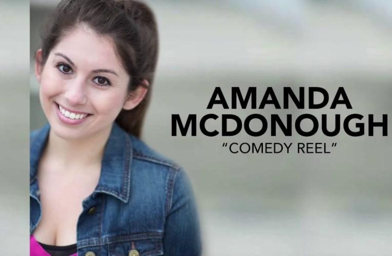 Amanda McDonough Comedy Reel