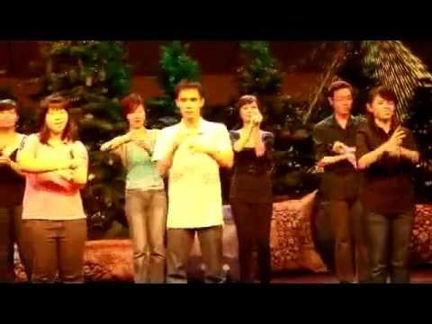 #DEAFMUSIC #DEAFTALENT Amazing Deaf Production – 1ST SHOW at 7:15PM (Part 3/3)
