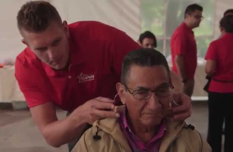 Cole Aldrich Gives the Gift of Hearing in Mexico