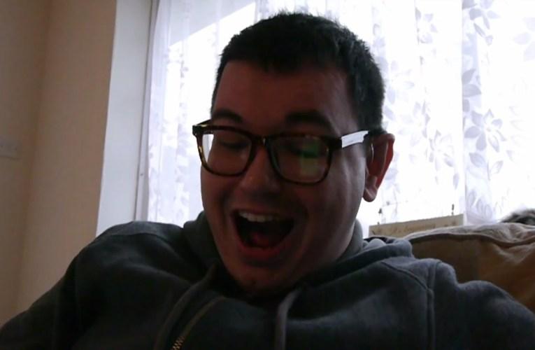 NO WAY!!! | Deaf vlog disability subtitles cc accessibility