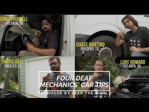 Four Deaf Mechanics – Giving You Tips About Cars