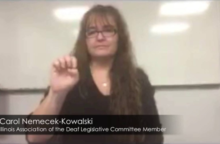 Carol Nemecek-Kowalski: Change is Needed at IDHHC