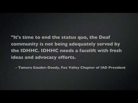 IAD Members Speak Out Against IDHHC