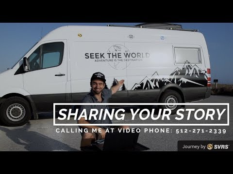 Sharing Your Story – My VideoPhone (VP) – 512-271-2339