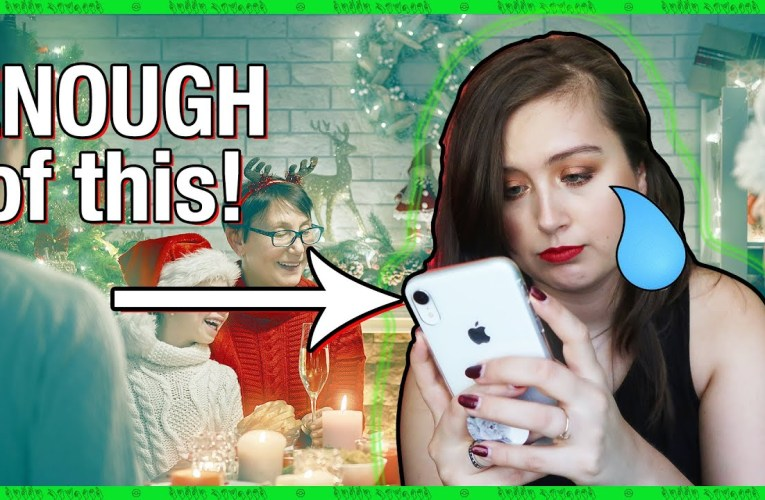 Be There For Your Disabled Friends During Holidays (Vlogmas Day 2) | Rikki Poynter