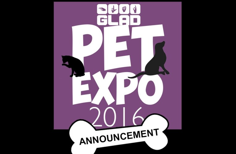 Pet Expo Announcement!