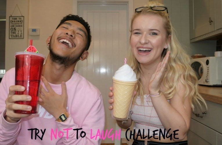 Try Not To Laugh Challenge   Jazzy