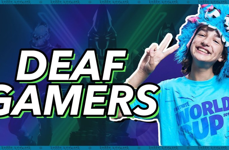 Deaf Gamers You NEED To Follow – Ewok & More! (American Sign Language) | Rikki Poynter