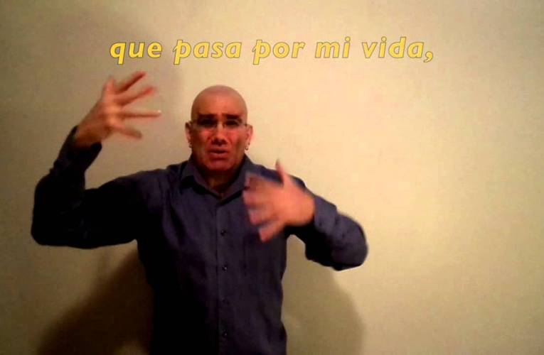 "Pablo Neruda's ""Si Tu Me Olvidas"" (If You Forget Me) translated into ASL"