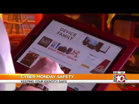 RIT on TV: Online Shopping Security Tips