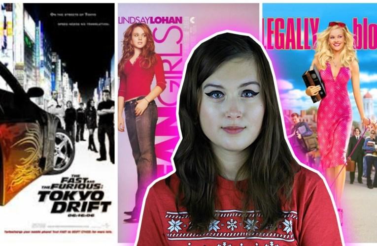 10 Movies I Love!