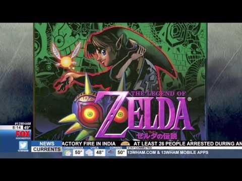 RIT on TV: RPO plays music from Legend of Zelda
