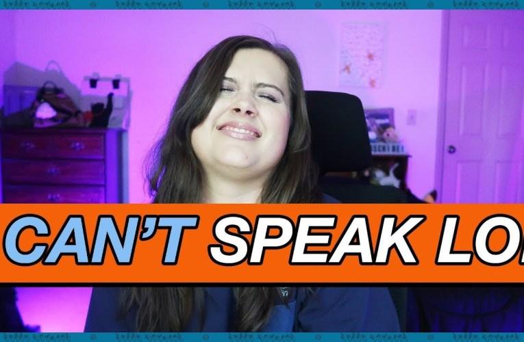 Deaf Girl Says Words She Can't Hear | Rikki Poynter