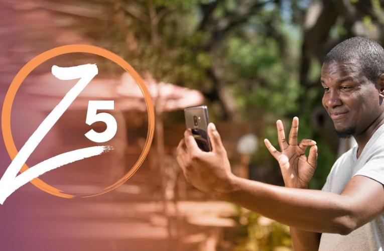 5. Can I make HolaVRS calls with Z5 Mobile?