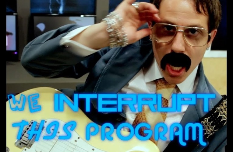 """Sean Forbes """"We Interrupt This Program"""" OFFICIAL MUSIC VIDEO"""