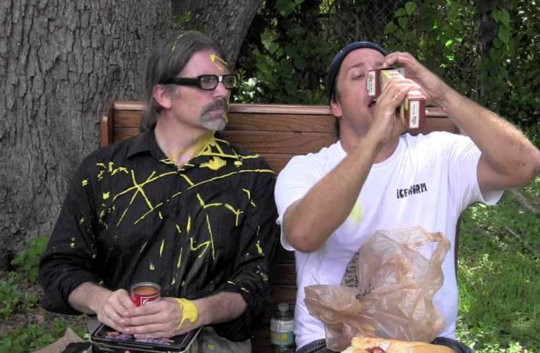 """Keith Wann presents """"Snafu in the Park"""" movie with Peter Cook"""