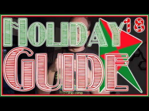 Holiday Guide for Family/Friends of Deaf/Hard of Hearing | Vlogmas