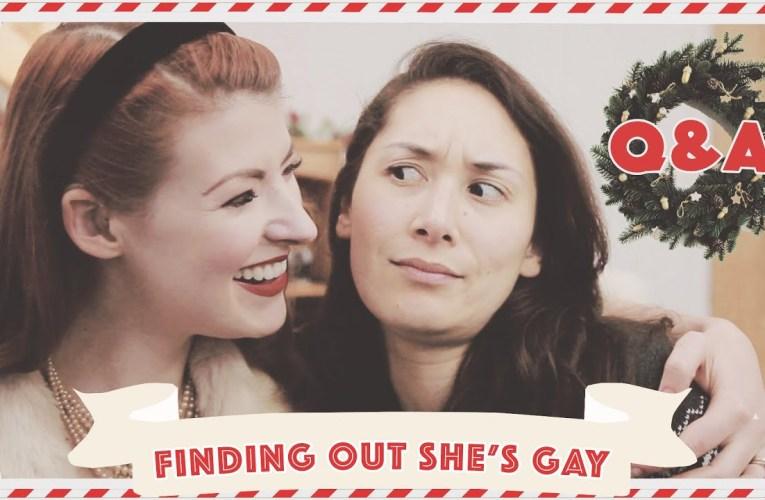 How Claudia Realised She's Gay // Vlogmas 2019 Day 12