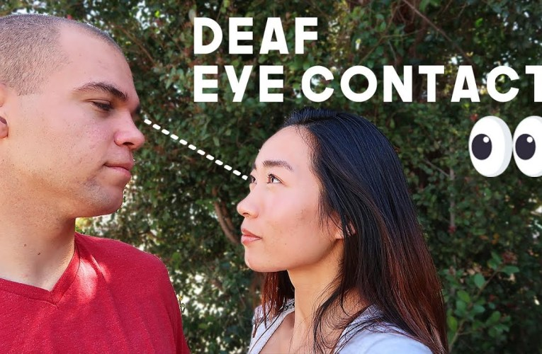 ONE THING SPECIAL ABOUT A DEAF RELATIONSHIP