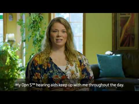 Oticon Opn S™ Testimonial: Clare Wolf
