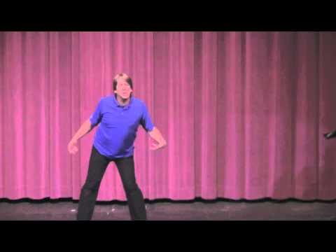 Keith Wann ASL Comedy – Eureka HS Show 2011 (FULL SHOW)